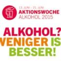 """""""Aktionstag Alkohol – Weniger ist besser!"""""""