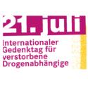 Internationaler Gedenktag für verstorbene Drogenabhängige